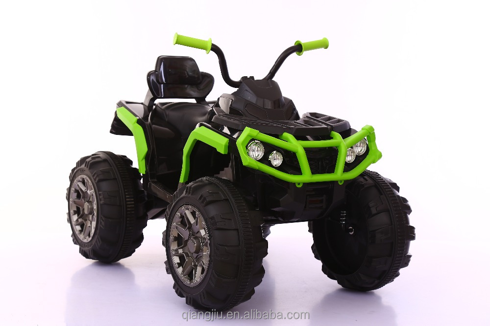 Plastic battery power ATV motorcycle for kids
