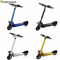 Customer Praised Lightweight Lithium Battery Alloy Frame Foldable Electric Scooter