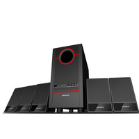 Cheap price super bass 5.1stereo home speaker Surround hifi system