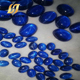Wholesaler price natural blue star sapphire oval gemstone per carat