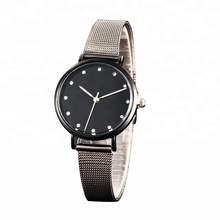 Vogue pearl charm gift watches for women