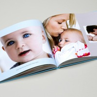Custom Full Color Hardback Offset Photo