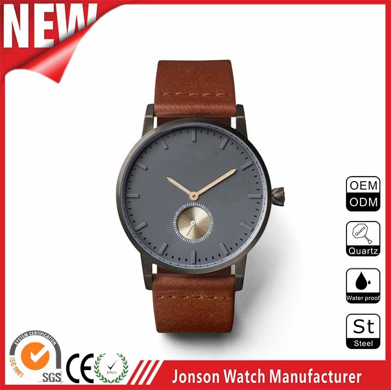 New design fashion watch with watches men custom logo