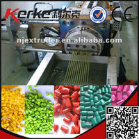 top products hot selling new 2014 pp pe film plastic recycling granulating machine