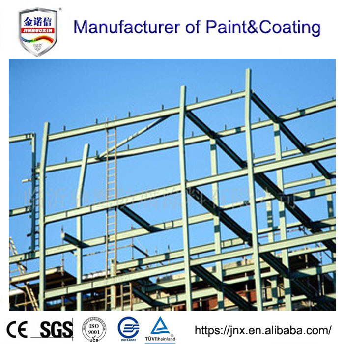Factory mannufactures Aliphatic polyurethane coating protective paint