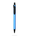 Popular Color Anodized Triangle Aluminium Pen