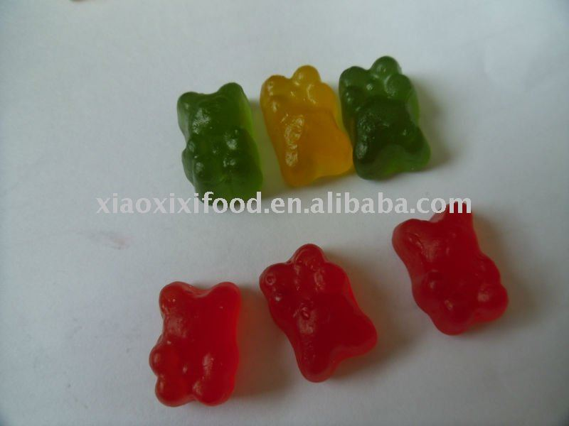 sweety bear shape