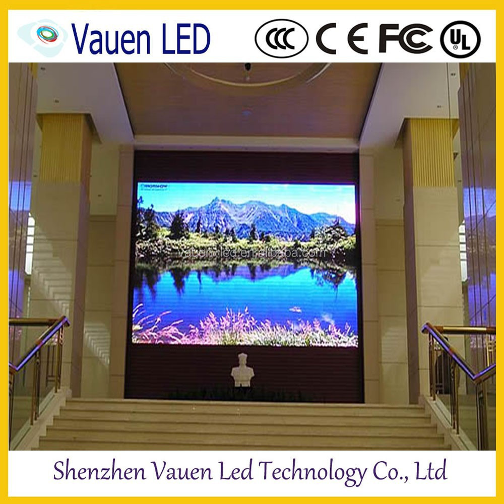 High Resolution Full Color P3.91,P4.81,P5.68,P5.95,P6.25 Indoor Rental LED Display Module