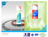 empty tubes plastic toothpaste tube for cream by GMP standard plant with super offset printing and Patent Protection