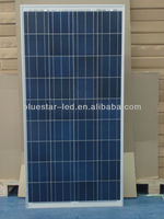 Saving energy 190W Competitive price Poly solar panel