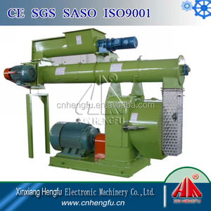 Farm Poultry and Livestock Ring Die Animal Feed Mill Sheep Cattle Food Pellet Machine