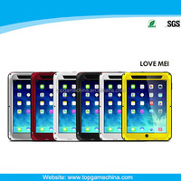 Shockproof protective Cover Case for ipad 2/3/4 Waterproof Case