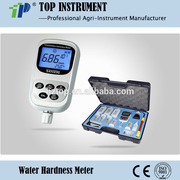 High Quality Portable Water Hardness Meter