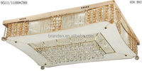 Good quality hot-sale automatic sensor crystal ceiling light