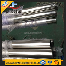 China high quality welded Thin Wall Large Diameter Tube steel pipe 304L stainless steel seamless round tubes