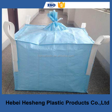 Factory price pp bulk bags polypropylene jumbo bag for sand and cement
