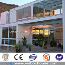 prefabricated dining hall prefabricated fast food house prefabricated economical houses