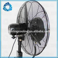 high pressure outdoor misting fan