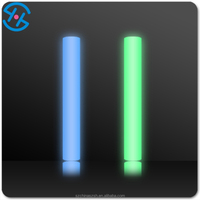 Product Printed Plastic flashing led foam stick, foam glow stick for night party supply