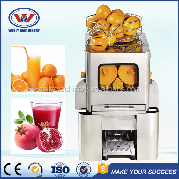 Factory price pomegranate juice machine/industrial fruit juice extractor machine