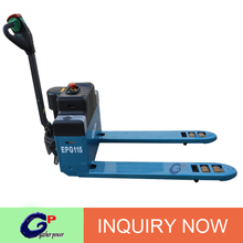 portable type electric battery power hand pallet truck