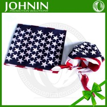 Custom Screen Printed Country USA Flag Bandana