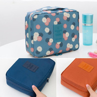 South Korea Ladies Cosmetic Bag Hand Bag Waterproof Travel Wash Bag