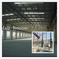 Daquan Prefabricated Steel Building Workshops And