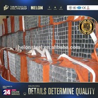 square hollow section weight hot dip galvanized square and rectangular steel tubing
