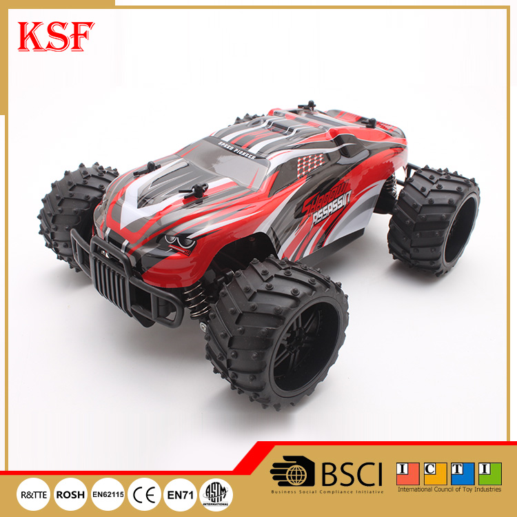 PXtoys 9305 Crazy game toy remote control speeding 1/16 scale racing car off-road truck