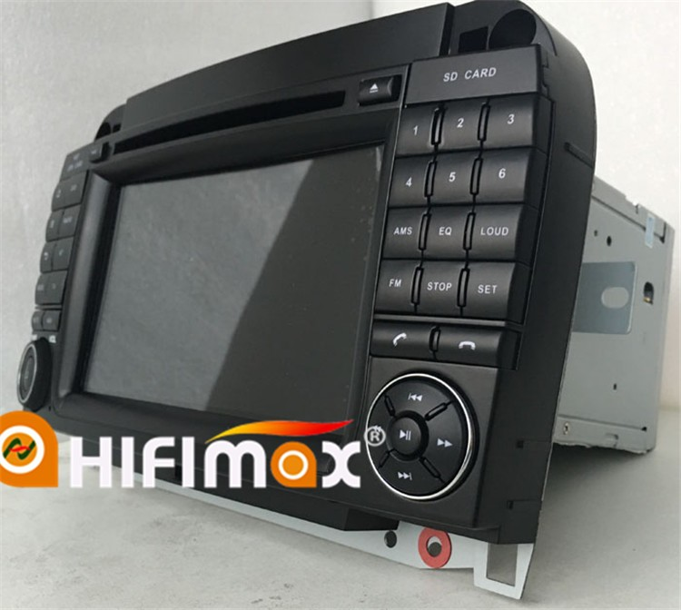 HIFIMAX Android 5.1.1 car radio dvd gps navigation for MB S class WITH Capacitive screen 1080P 8G ROM WIFI 3G SUPPORT