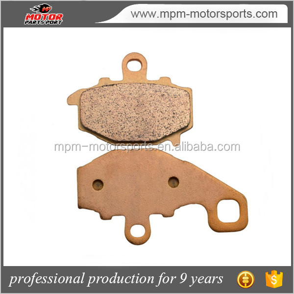 Motorcycle Brake Pad for Heavy Duty Yamaha R125