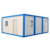 20ft 40ft Cheap Steel Frame Prefab Container Homes For Sale Made In China