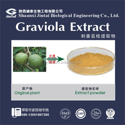 Natural Custard Apple Extract Powder, Custard Apple Powder, Graviola Fruit Extract