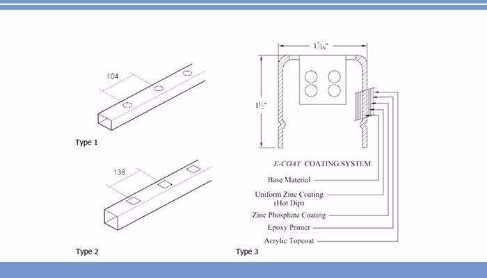 2400 mm Wide * 2100 mm High iron fence, ornamental iron fence, aluminium fence