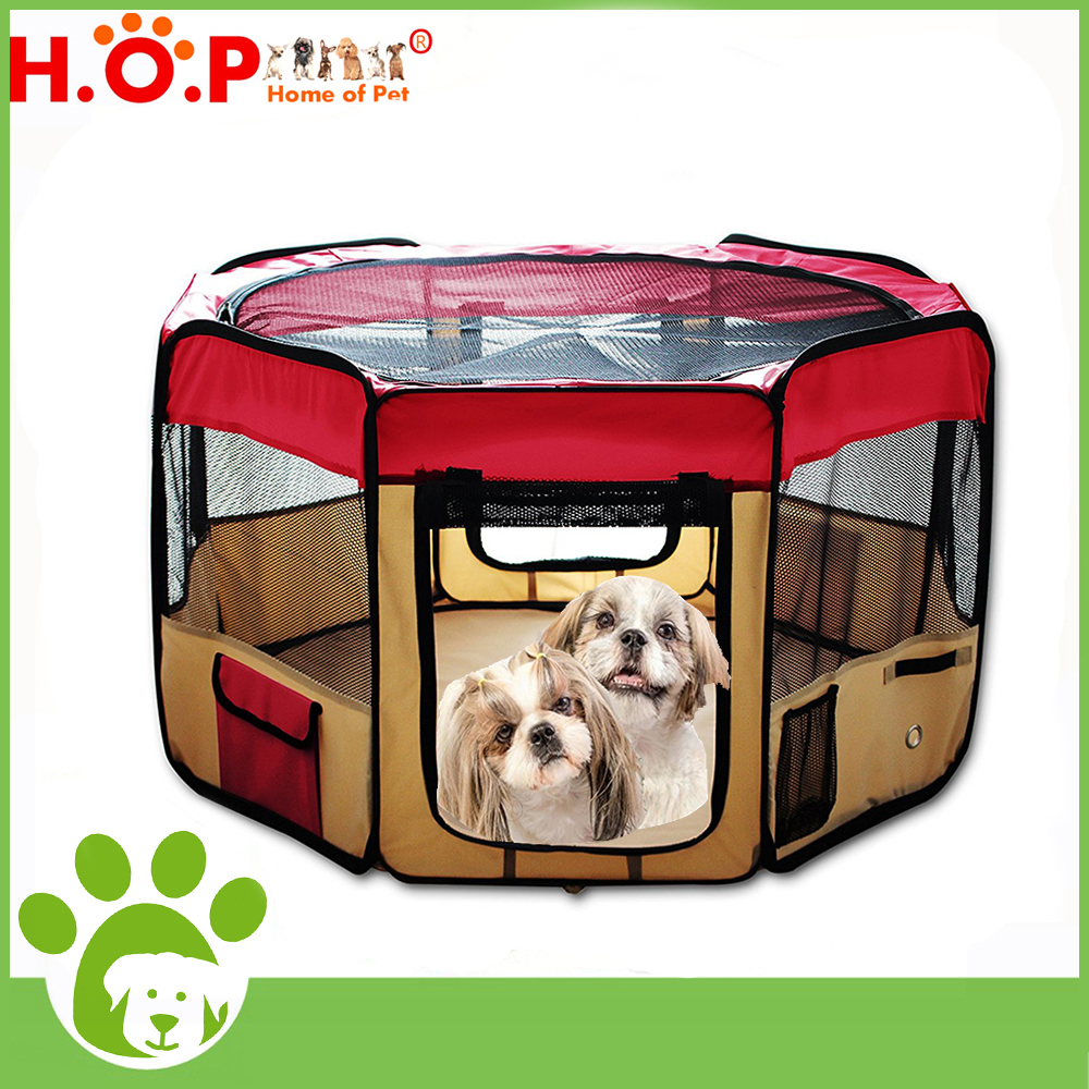 Wholesale Custom Amazon Hot Sale Small Pet Exercise Kennel Cats Puppy House Portable Folding Dog Playpen