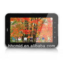 Manufacture 7 inch android 3g wcdma pad