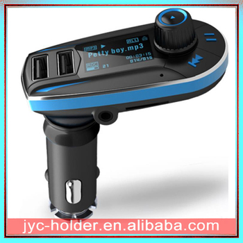 Car MP3 Player Wireless FM Transmitter With Car Charger
