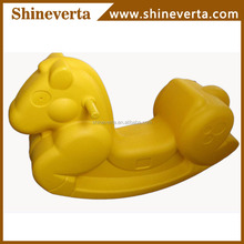 Injection plastic toys of riding horse mould and products