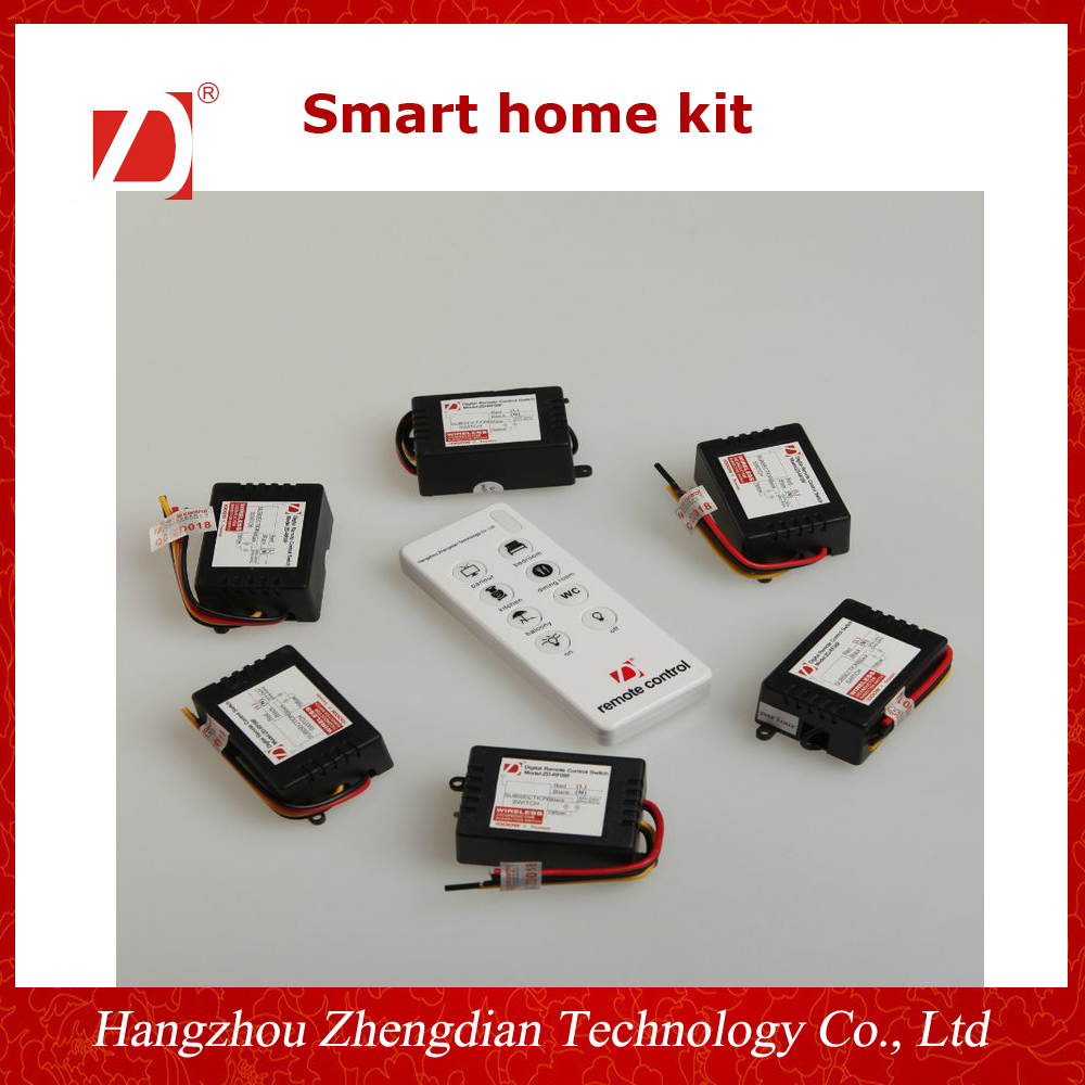 Smart Home Kit System Remote Control Switch Home Device