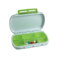 Good quality vitamine case with 6 compartments