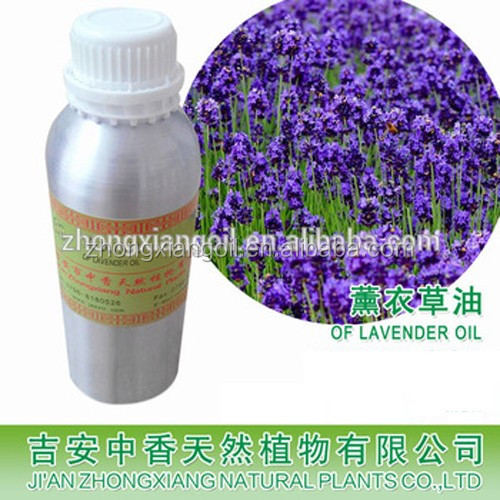 OEM factory natural pure essential lavender essential oil