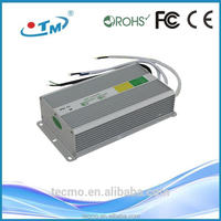 Perfect service 60w meanwell waterproof power supply for led 12v ul