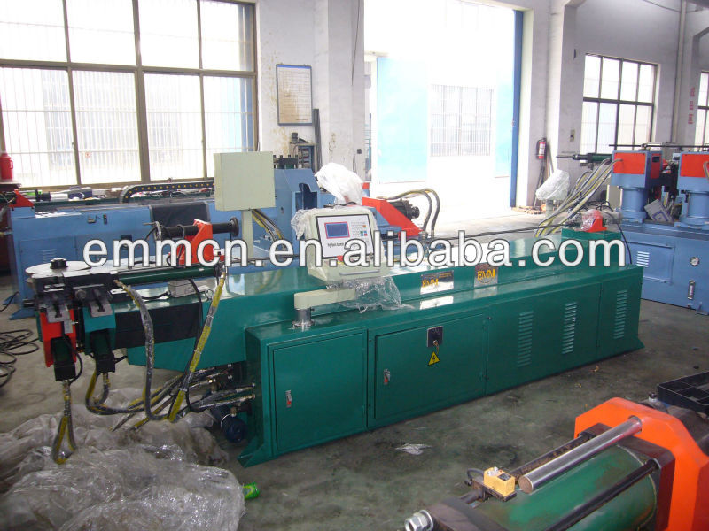 EMMCHINA EM75 Single Head metal pipe and tube processing machines china
