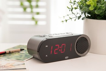 Factory Custom Digital Talking Alarm Clock With Projection For Adults