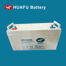 12V 120ah Gel Rechargeable Battery for UPS