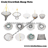 Wholesale Top quality Crab Crawfish Hoop Nets