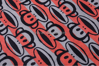 polyester fabric for sublimation printed with 100% polyester pvc coating fabric