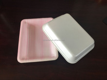wholesale packing plastic food tray, large plastic tray ,plastic fruit tray