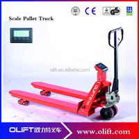 2.5tons 3tons 5 tons Hydraulic Hand Pallet Jack